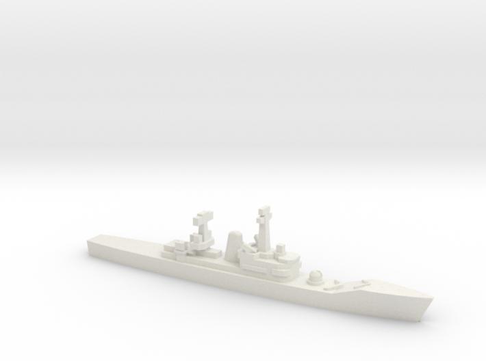 Van Speijk-class frigate (1976), 1/1800 3d printed