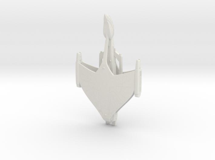 WarRock Class WarBird Refit B BattleCruiser 3d printed