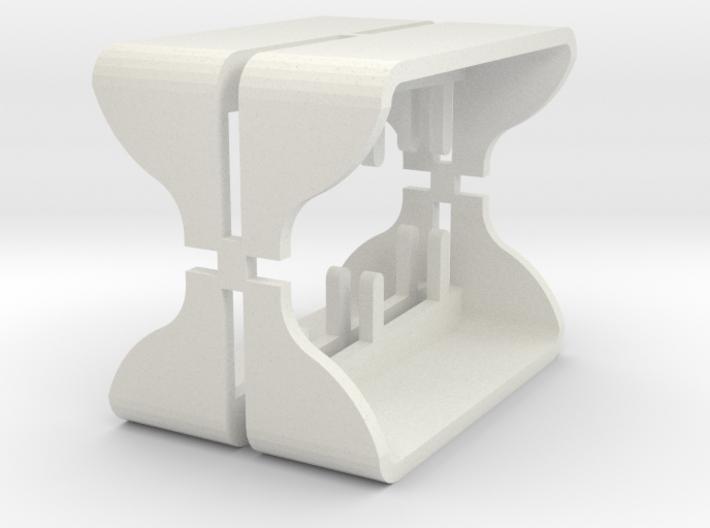 Type1steps 3d printed