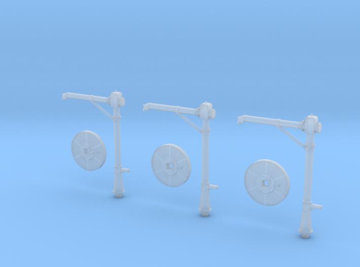 TJ-H04506x3 - Grues à eau PO type A 3d printed