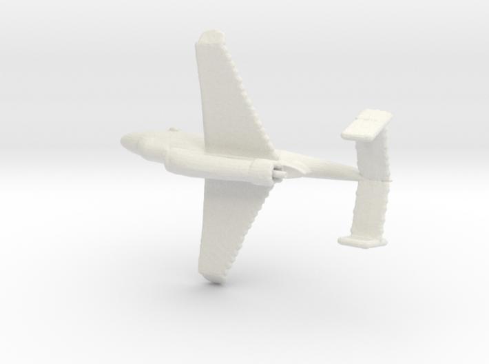 1:285 Heinkel-162 3d printed