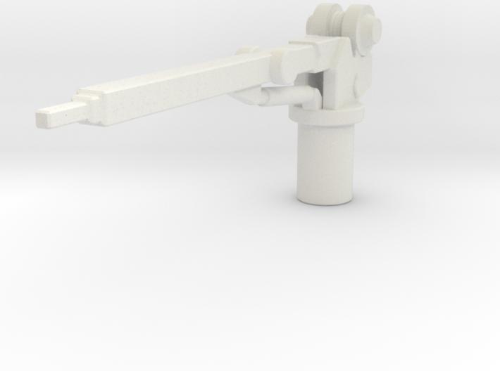 1/87 Small Crane 3d printed