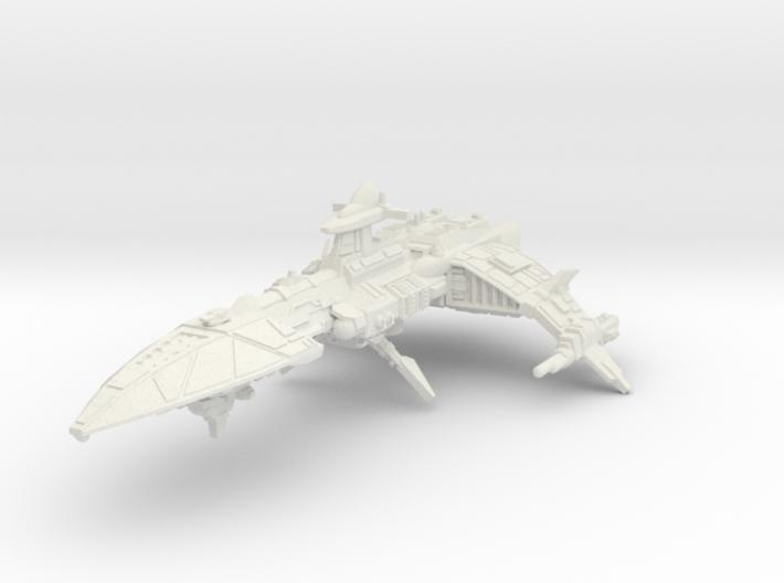 (Armada) Majestic-class heavy cruiser 3d printed