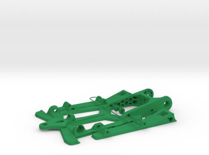 """916sr - 1/24 spec racer chassis 4.0"""" wb 3d printed"""