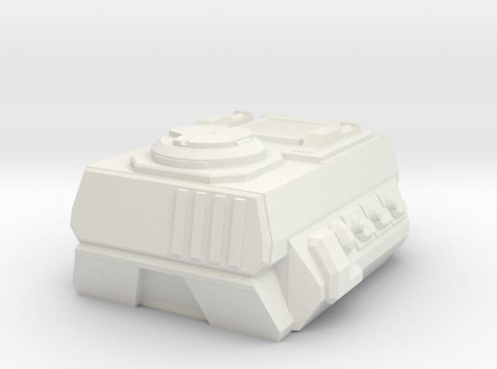 RUMV-Combat Flatbed APC Pod 3d printed