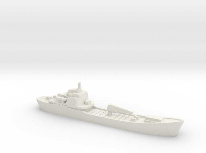 Alligator-class landing ship, 1/2400 3d printed
