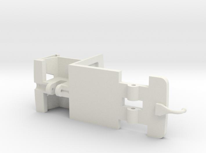 DAF A10 Floor V3 3d printed