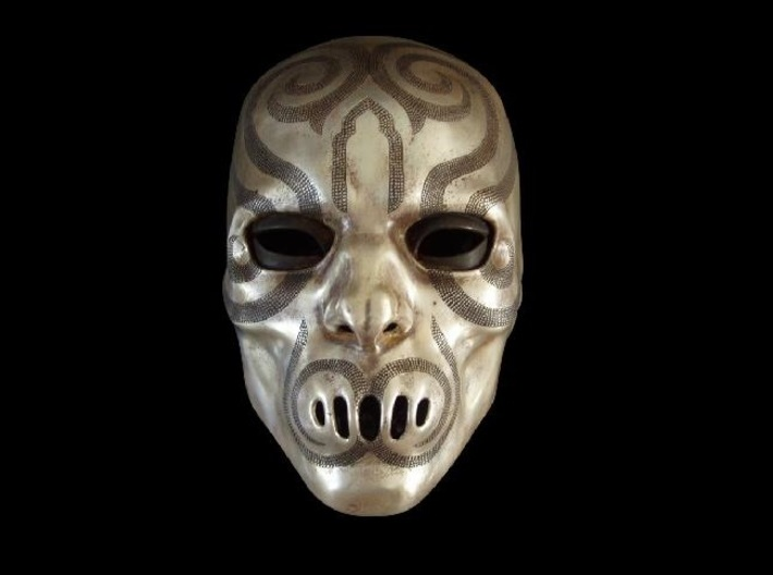 Harry Potter Death eater mask version #6 3d printed