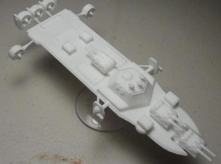 Ether Arsenal Ship 3d printed photo