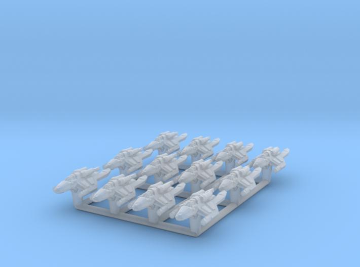 (Armada) 12x Dunelizard 3d printed