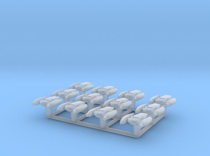(Armada) 12x Scarab Droid 3d printed