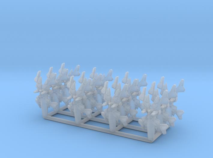 (Armada) 12x StarViper 3d printed
