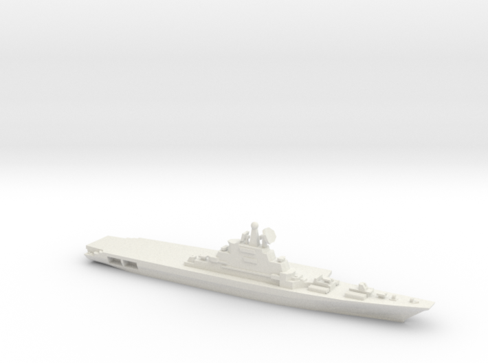 Kiev-Class Carrier, 1/600 3d printed