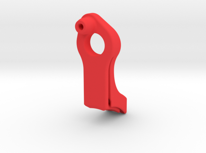 Hammer Gear Change Lever 3d printed