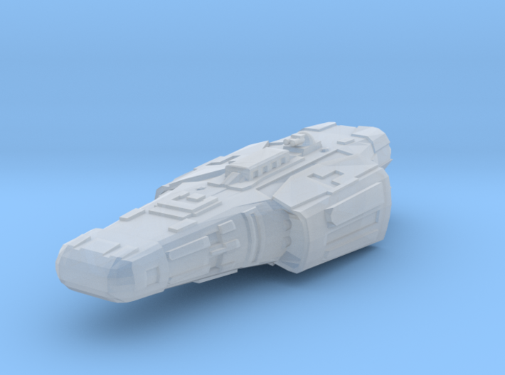 Colony Heavy Freighter 3d printed