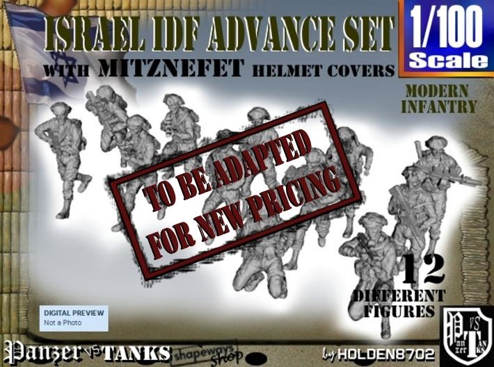 1-100 IDF ADVANCE SET 3d printed