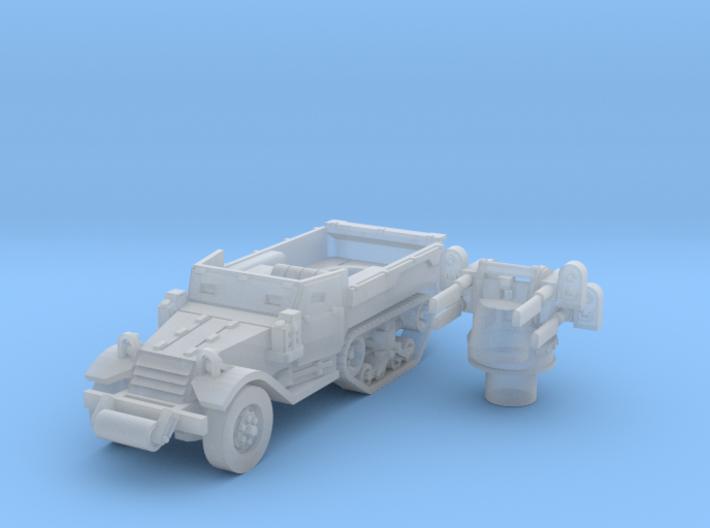 M3 Half-track roller (Usa) 1/144 3d printed