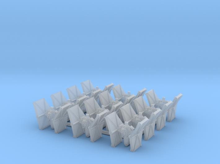 (Armada) 12x TIE Vanguard 3d printed