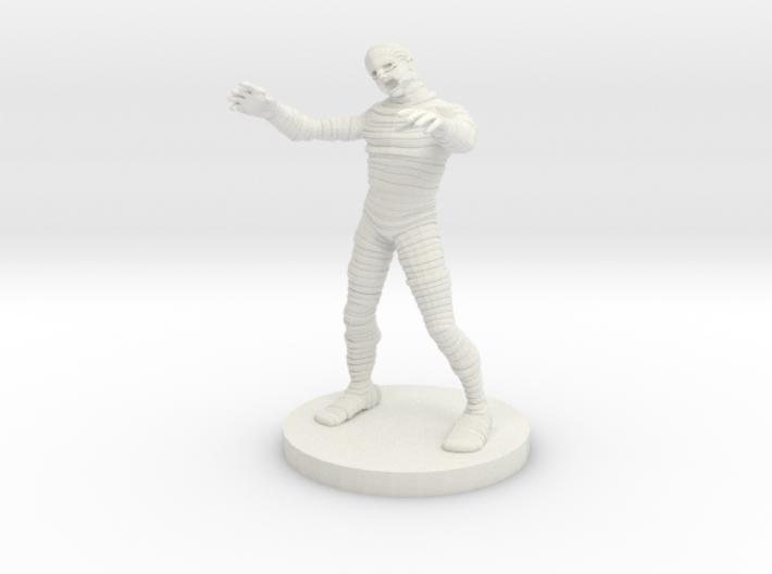 Mummy 3d printed