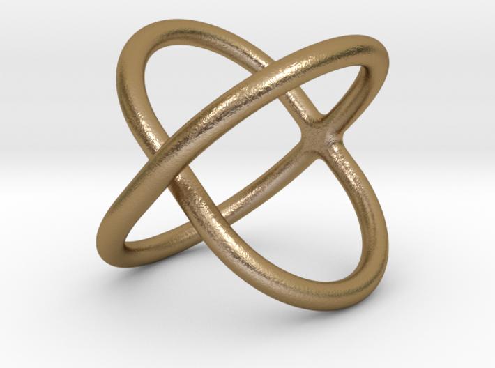 Satellite Ring  3d printed