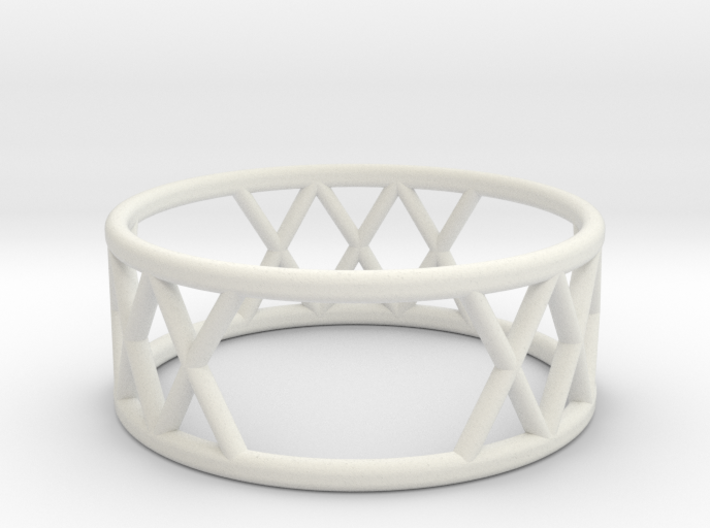 XXX Ring Size-7 3d printed