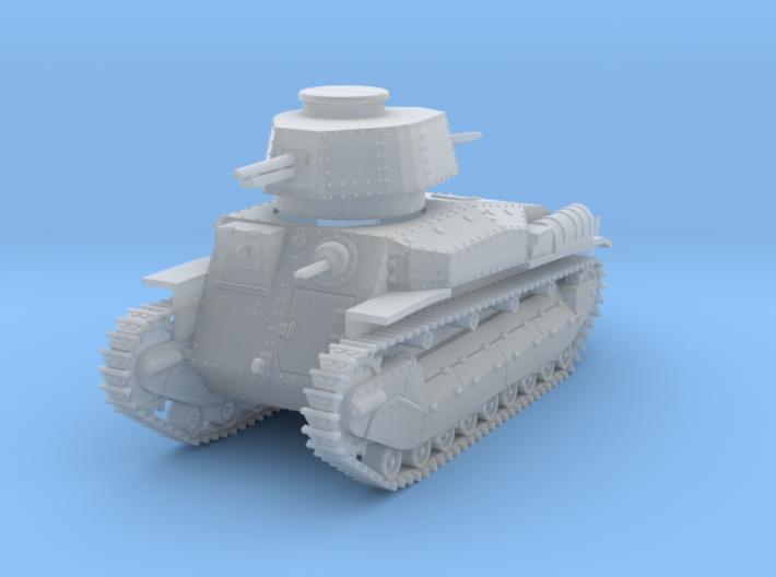 PV24D Type 89B Medium Tank (1/72) 3d printed