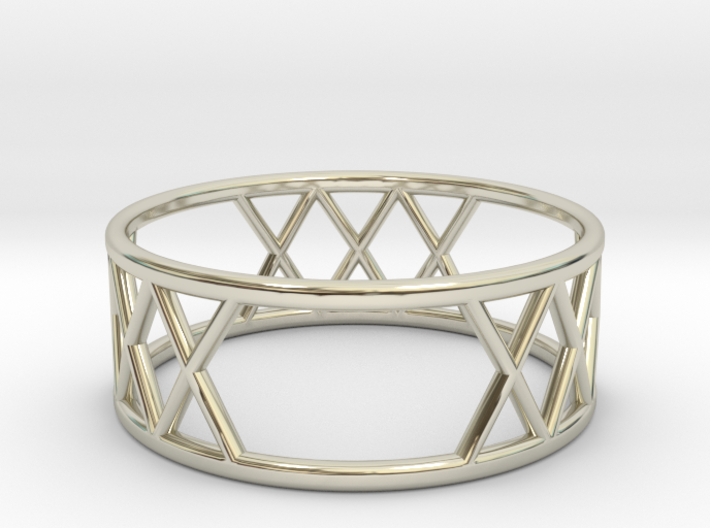 XXX Ring Size-8 3d printed