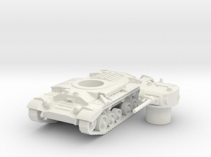 Valentine tank (British) 1/100 3d printed