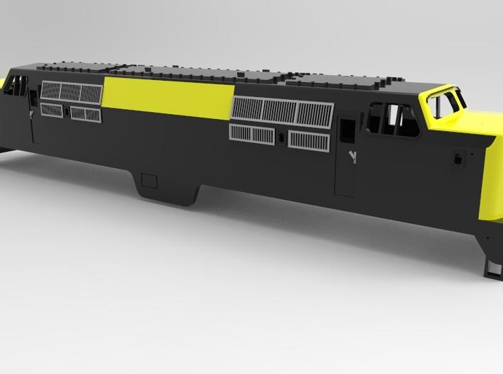 NS 1200 TT  (scale 1:120) 3d printed