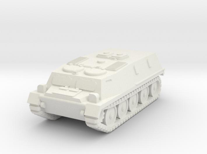 1/144 GT-MU tractor 3d printed