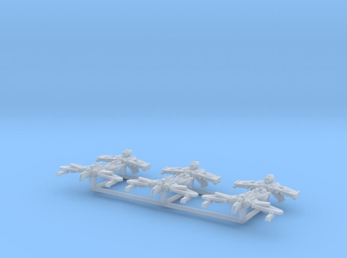 (Armada) 3x K-Wing 3x ARC-170 3d printed