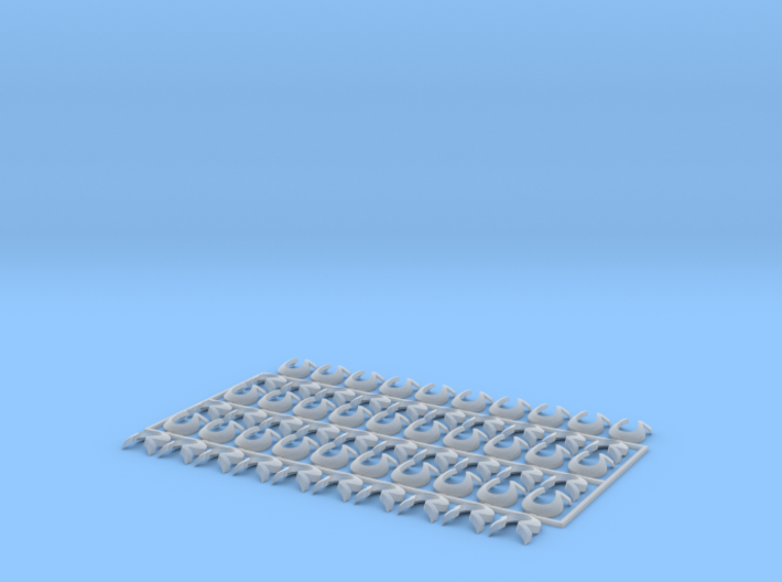60x Ultra Legion - Shoulder Insignia pack 3d printed