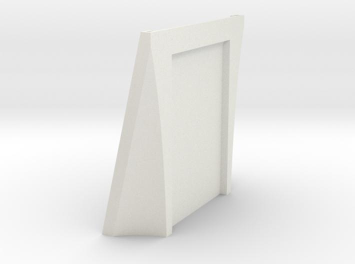 Hazmat Probe (Adhesive mount) 3d printed