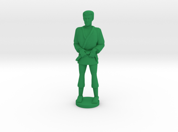 DodgyPose3a 3d printed