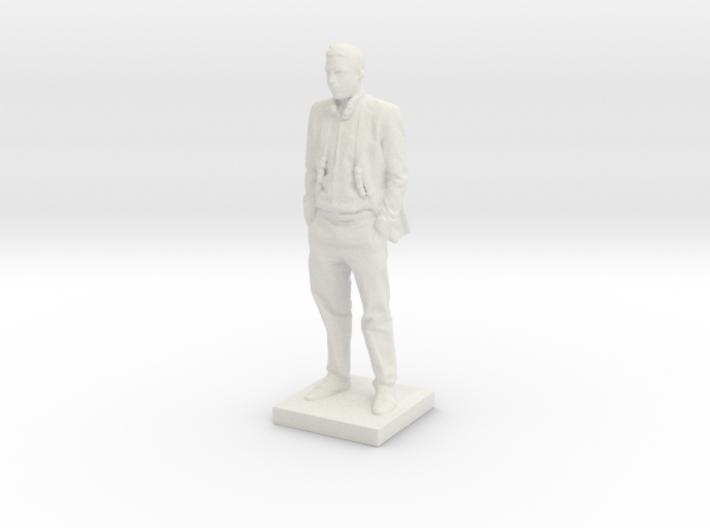 Printle C Homme 609 - 1/43 3d printed
