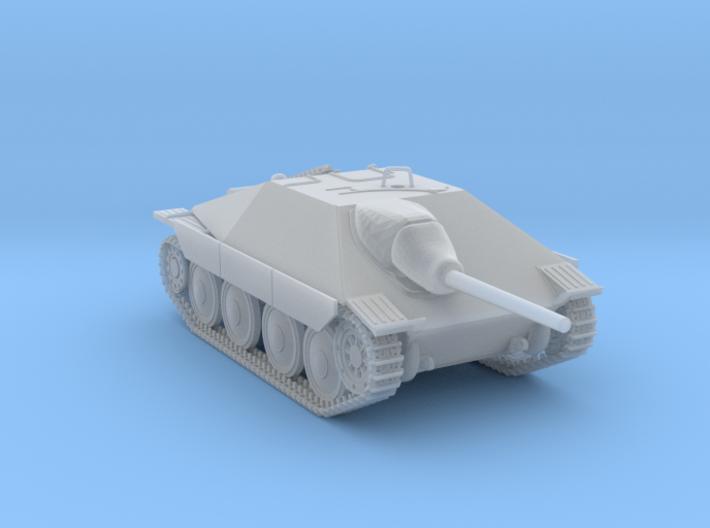VBA001-100 Jagdpanzer 38 Sd.Kfz.138/2 1:100 3d printed