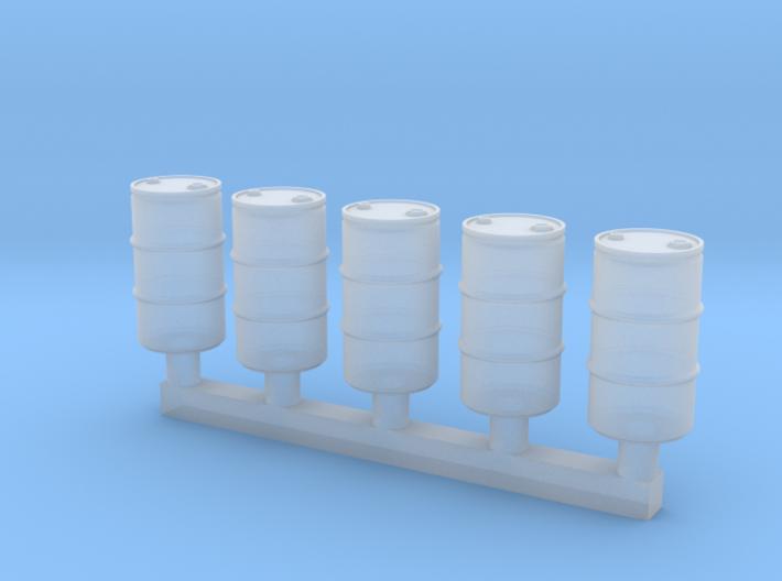 TJ-H02016x5 - Futs 60l a bondes 3d printed