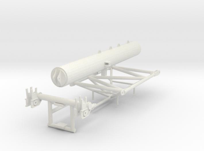 TEREX-DEMAG CC8800-1 TRAY SET STINGER 3d printed