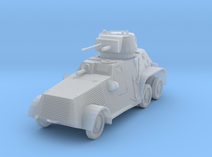 PV183B Pantserwagen M-38 (1/100) 3d printed