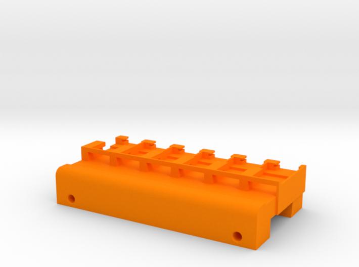 Neoden 6-Gang, 16mm feeder block 3d printed