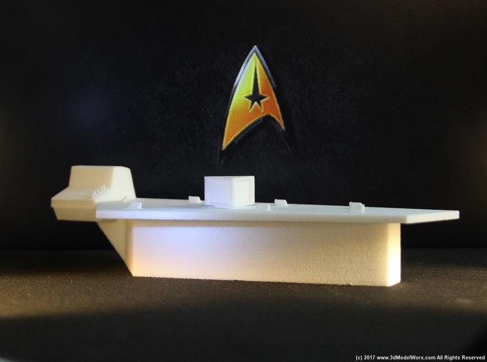 Conference Table (Star Trek Classic) 3d printed