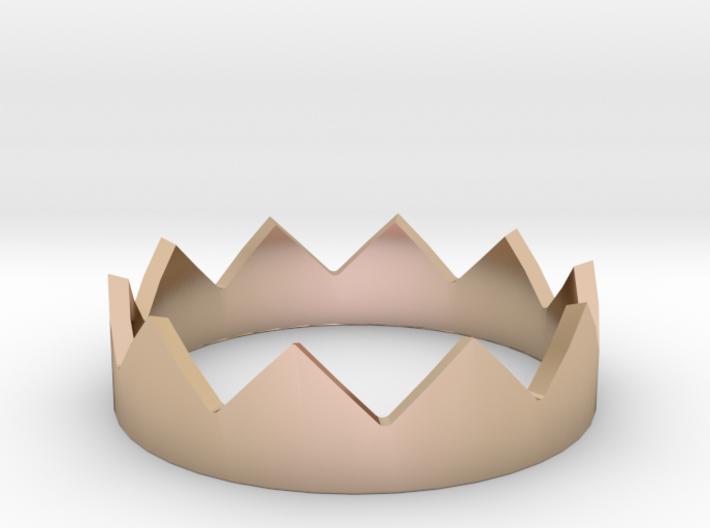 Custom Ring Order #1 3d printed