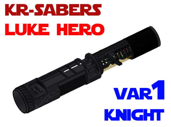 KR Luke Hero - Knight Chassis Var1 - All.In.One 3d printed