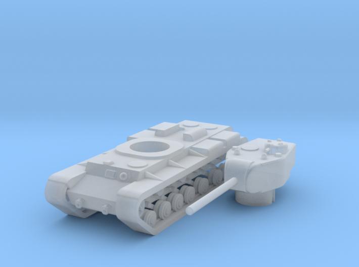 1/285 KV-220 3d printed
