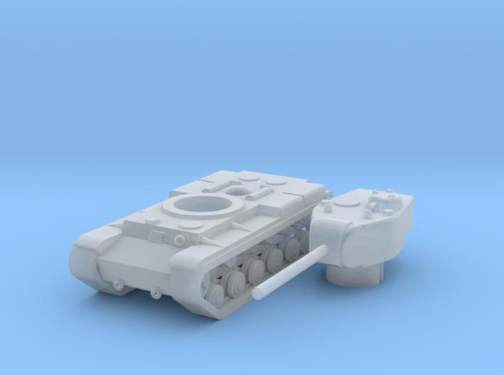 1/285 T-150 3d printed