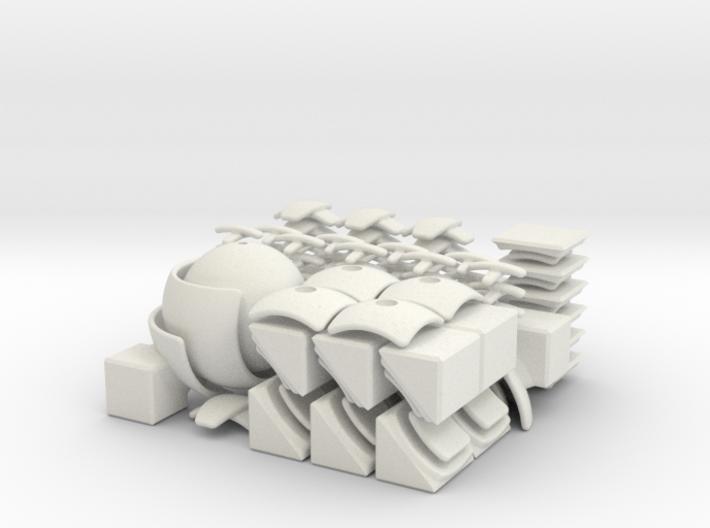 Mixup Cube 3d printed