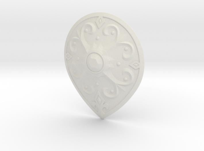 """BotW"" Radiant Shield 3d printed"