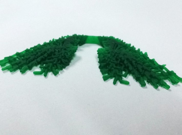 Parametric Necklace v.1 3d printed Photo credit: MyMiniFactory