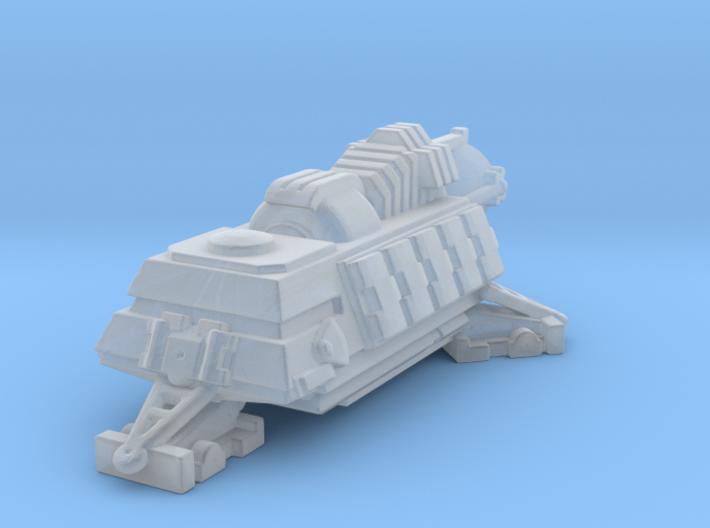Spacematic (Cyrano Jones' Ship) 1/1000 3d printed