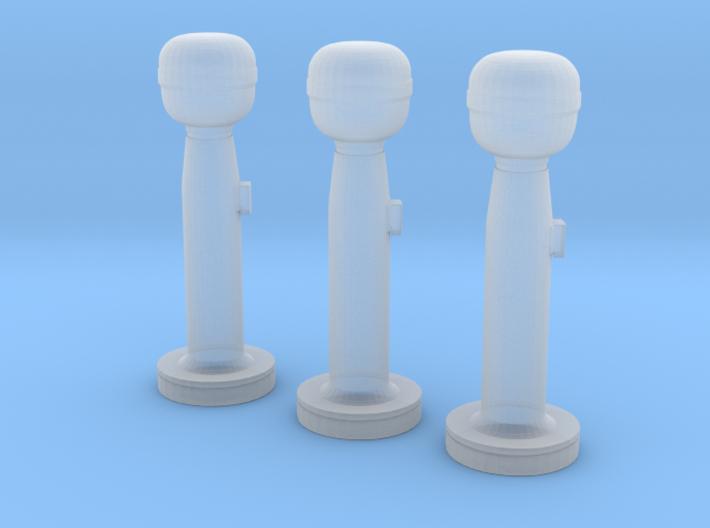 1/96 USN Pelarus Set 3d printed